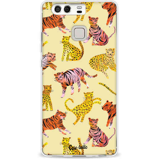 Casetastic Softcover Huawei P9 - Wild Cats