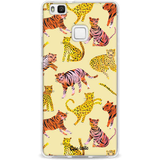 Casetastic Softcover Huawei P9 Lite - Wild Cats