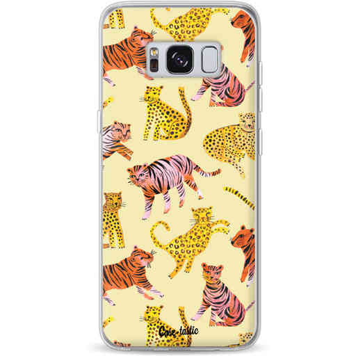 Casetastic Softcover Samsung Galaxy S8 - Wild Cats