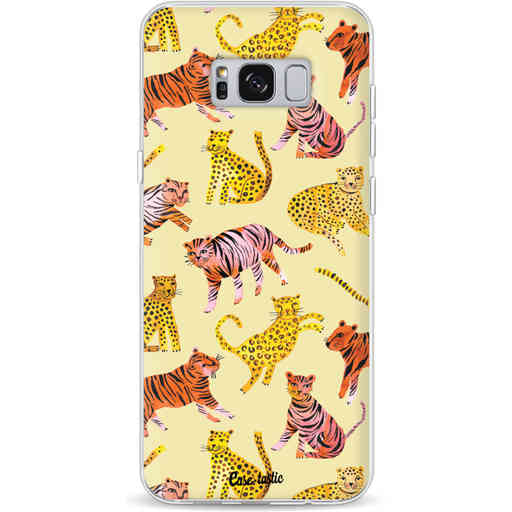 Casetastic Softcover Samsung Galaxy S8 Plus - Wild Cats