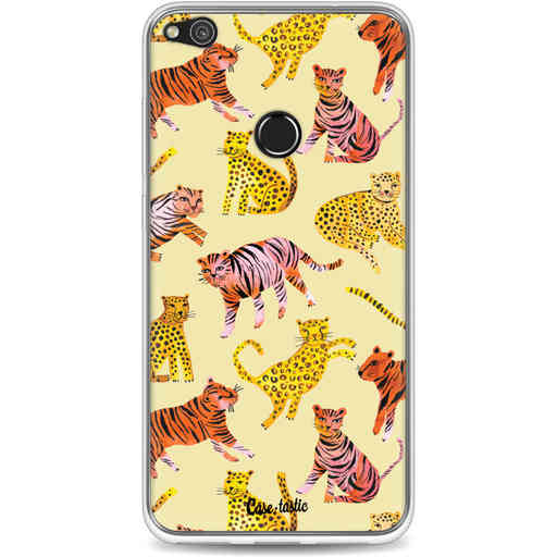 Casetastic Softcover Huawei P8 Lite (2017) - Wild Cats