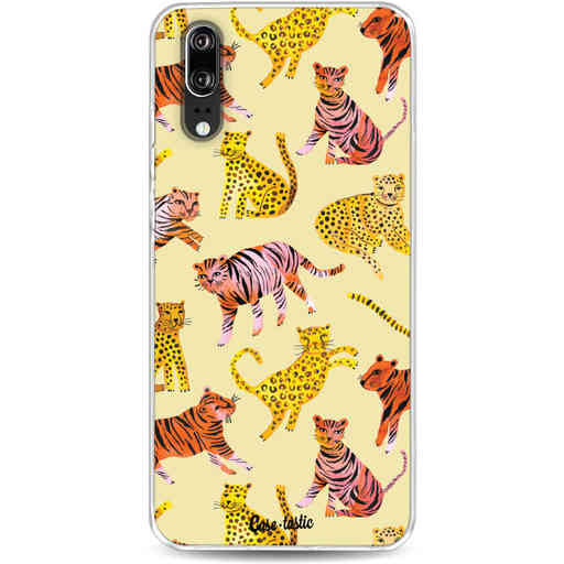 Casetastic Softcover Huawei P20 - Wild Cats