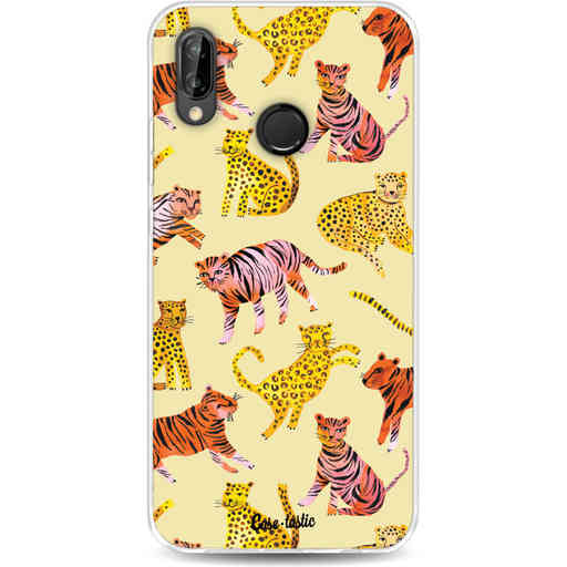 Casetastic Softcover Huawei P20 Lite (2018) - Wild Cats