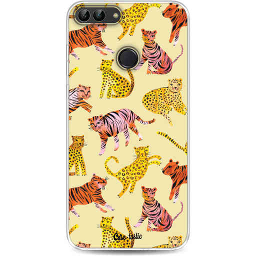 Casetastic Softcover Huawei P Smart - Wild Cats