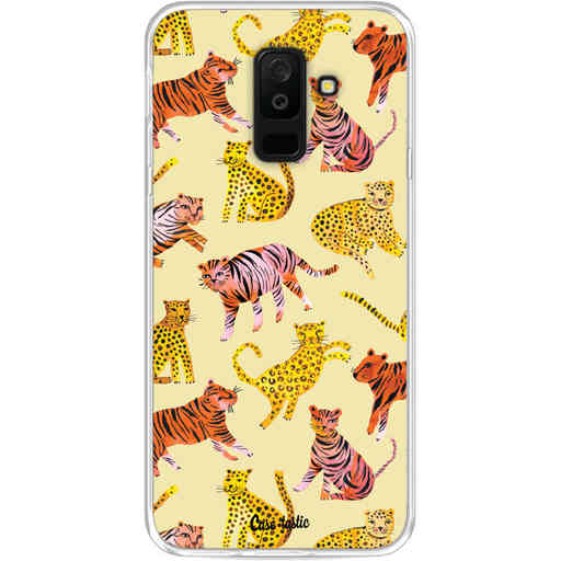 Casetastic Softcover Samsung Galaxy A6 Plus (2018) - Wild Cats