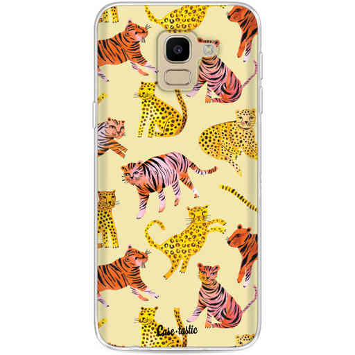 Casetastic Softcover Samsung Galaxy J6 (2018) - Wild Cats