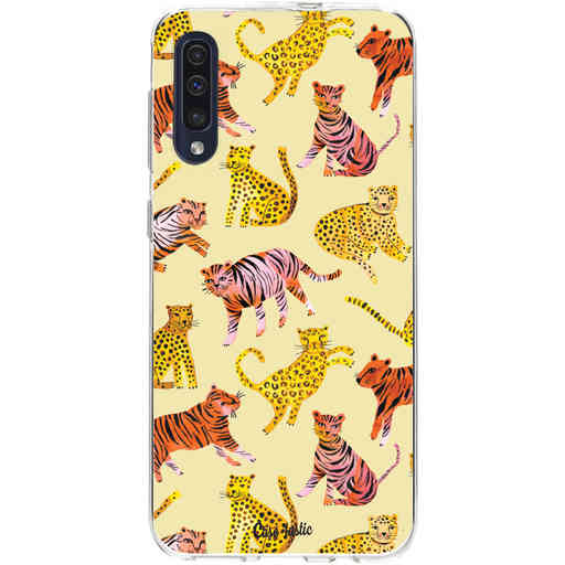 Casetastic Softcover Samsung Galaxy A50 (2019) - Wild Cats