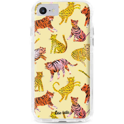 Casetastic Dual Snap Case Apple iPhone 7 / 8 - Wild Cats