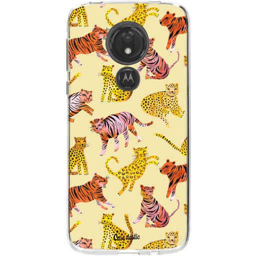 Casetastic Softcover Motorola Moto G7 Power - Wild Cats